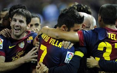 Epicka remontada: Sevilla 2-3 FC Barcelona
