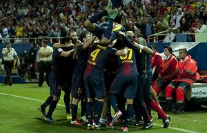 Barça dokonała czwartej remontady