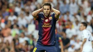 Alba nie trenował, Puyol wraca do składu