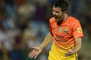 Wirus FIFA rozłożony na łopatki: Getafe CF 1-4 FC Barcelona