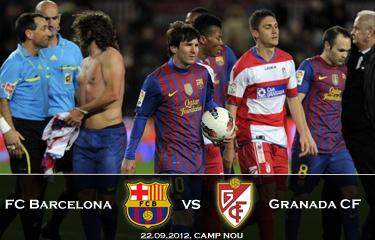 W drodze po piąte zwycięstwo z rzędu: Zapowiedź meczu FC Barcelona – Granada CF