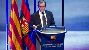 Rosell: Barça to klub kataloński i catalanista