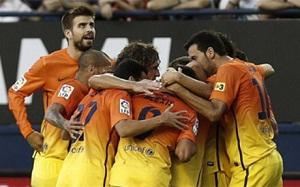 Barça o jeden mecz od wyrównania swojego rekordu