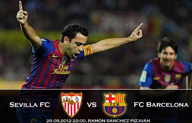 Zapowiedź meczu Sevilla FC – FC Barcelona