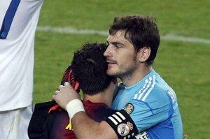 Iker i Xavi: To nagroda za nasze dobre relacje