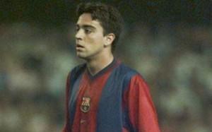 Xavi – 14 lat występów w lidze