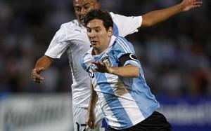 Messi na pierwszych stronach argentyńskich gazet
