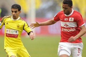 Spartak traci punkty w spotkaniu z Anży Samuela Eto'o