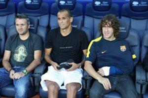 Kontuzjowany Rivaldo myśli o emeryturze