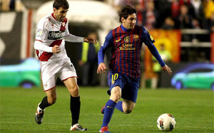 Trashorras: Messi bez Xaviego i Iniesty nie zostałby tak wielkim piłkarzem