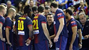 Zwycięstwo w Huesca (25:30)
