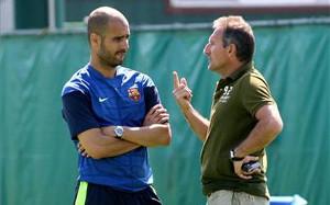 City zaprzecza, że Guardiola dołączy do Begiristaina