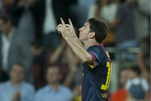 Dwa mecze bez gola Messiego