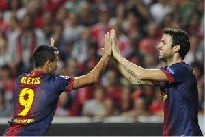 Alexis i Cesc, czyli wątpliwości przed El clásico