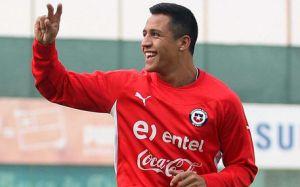 Alexis powołany na mecze z Ekwadorem i Argentyną