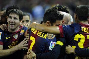 Barça od trzech lat niepokonana na Camp Nou w Lidze Mistrzów