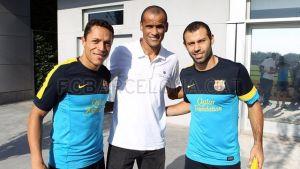Rivaldo: Cieszę się, gdy oglądam mecze Barçy