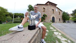 Iniesta: Chcę kontynuować karierę w klubie idealnym dla mnie