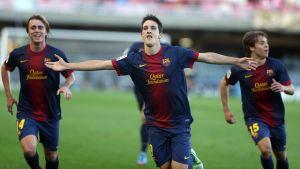 Kolejne zwycięstwo Barçy B