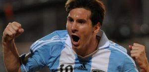 Jubileuszowy mecz Messiego przeciwko Chile