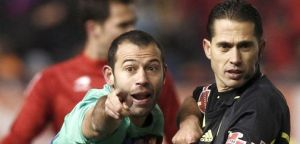 Paradas Romero źle się kojarzy zawodnikom Barcelony