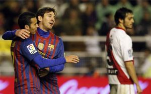 Ostatni mecz w Vallecas godny zapamiętania