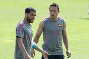 Dani Alves i Adriano powołani do reprezentacji