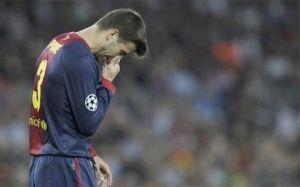 Barcelona wciąż bez Piqué