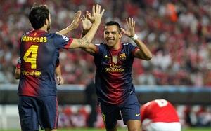 Alexis: Ten gol dodaje mi wiary w siebie