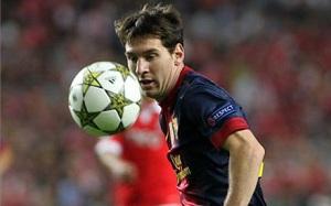 Messi: Chcę być dobry nie tylko na boisku