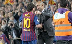 Messi: Tito myśli tak, jak Pep