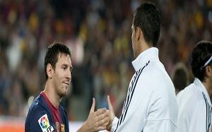 Messi ma szansę odskoczyć Cristiano Ronaldo