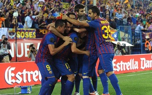W czwartek Barça pozna drabinkę Copa del Rey