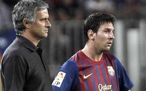 Mourinho: Messi nie może czwarty raz z rzędu wygrać Złotej Piłki