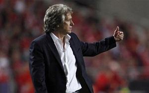 Jorge Jesus: Po prostu graliśmy przeciwko najlepszemu zespołowi świata