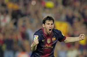 Messi utrzymuje swoją przewagę nad CR7