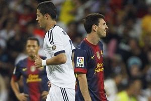 Nawet oficjalna strona UEFA wtóruje pojedynkowi Messi- Ronaldo