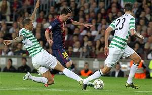 """Messi nie strzela i przedłuża """"pogoń"""" za Pelé"""