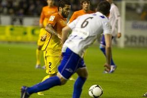 Alves wraca po 23 dniach