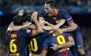 Barça wciąż najlepsza