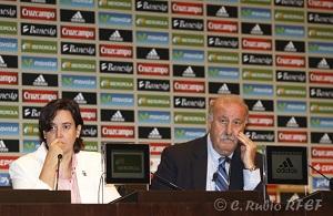 Del Bosque: Nie mogłem powołać Piqué