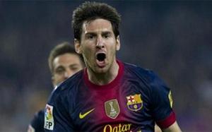 Messi znów pokonał Casillasa z wolnego