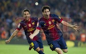 Jedenastka 7. kolejki La Liga