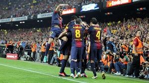 Statystyki: FC Barcelona 2-2 Real Madryt