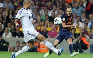Iniesta: Słowa Pepe nas obrażają