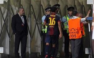 Barça odwoła się od sankcji Busquetsa