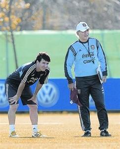 Sabella: Messi oferuje ogromną pomoc