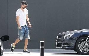 Piqué: Mou nie znajdzie nic w Barcelonie