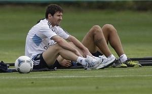 Messi nalega: Musimy wygrać Mundial