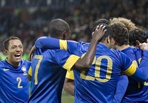 Brazylia wygrywa z Irakiem